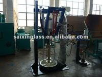 double glazing glass machine silicon Extruder silicone coating machine