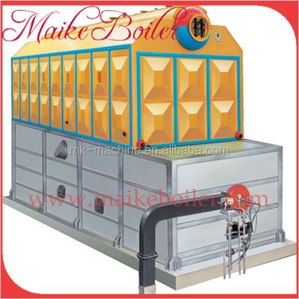 High efficiency & low emission biomass hot water boiler prices