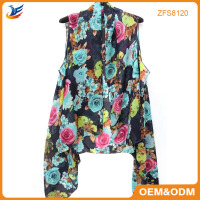 Hot Long Custom Digital Print Silk Scarf Silk chiffon Fashion Scarf