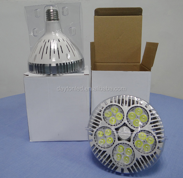 NEW high quality 60W led PAR38 spot lightled track light Factory price for diamond and jewelry shops