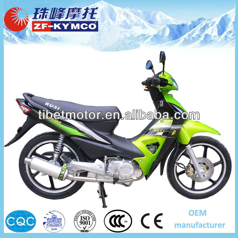 Chongqing south america popular cub 110cc motorcycle ZF100-5