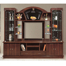 Hot designs mdf tv stands with showcase 841 india style tv cabinets designs