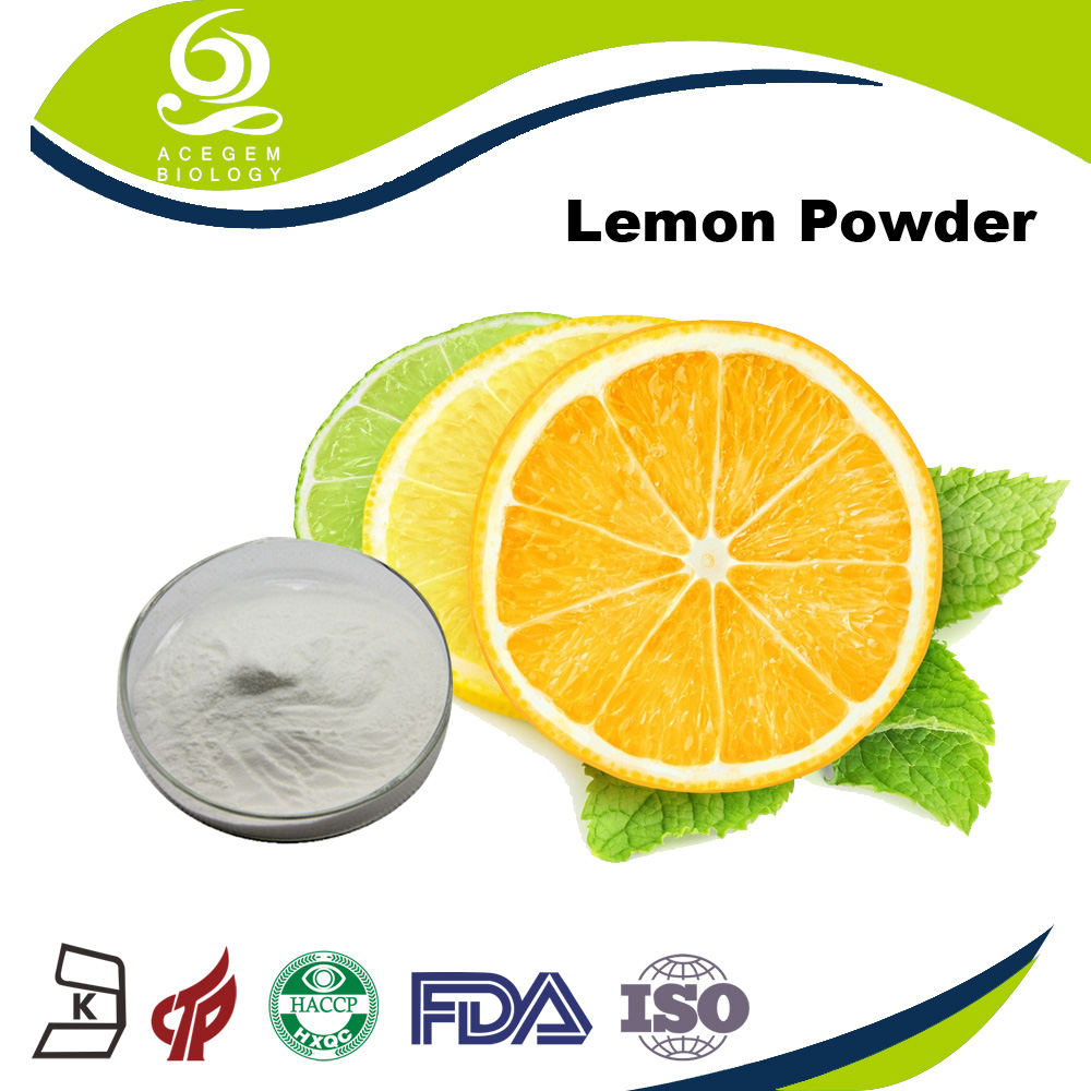organic lemon juice concentrate powder with standard wuhu samples