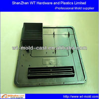 hard ABS plastic injecion communication equipment shell cover mould
