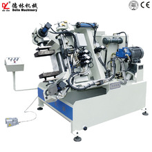 Faucet production line brass aluminum squeeze hot chamber die casting machine