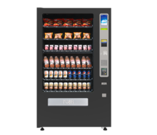 2017 Best Selling,Snacks and Drinks Vending Machine with Competitive Price