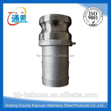Stainless Steel camlock quick coupling,casting quick disconnect coupling
