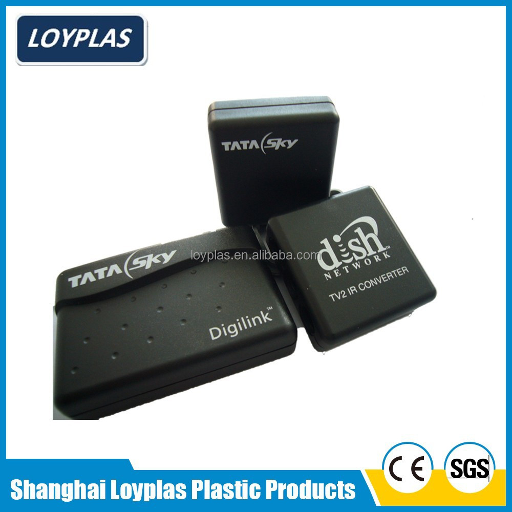 Shanghai Free sample ABS plastic wifi router enclosure,3G 4G wireless network plastic enclosure modem electronic enclosure