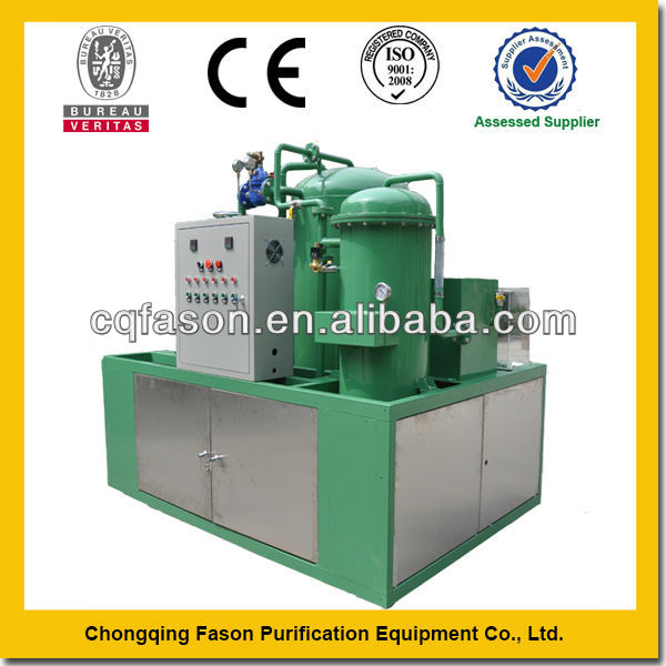 DTS series cheap advanced small engine oil purifier