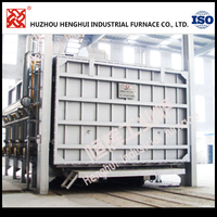 Hot sell industrial customized heat treatment electric furnace