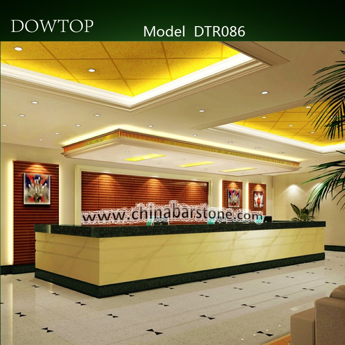 modern office reception counter design for hotel buy modern office reception counter design for hotelreception counter design for hoteloffice reception - Hotel Reception Desk Design
