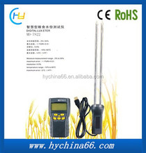 MD7822 Portable Accurate Grain Moisture Meter For Barley, Corn, Hay, Oats, Rape seed rice food paddy coffee bean soybean