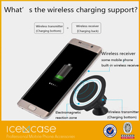 QI Wireless Charger Manufacturer Wholesale Price Qi Standard Car Wireless Charger