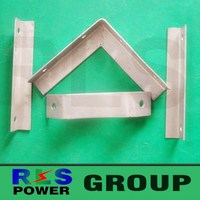 electric power fittings/ Hot-Dip Galvanized Q235 Bulb Angle Steel/cross arm
