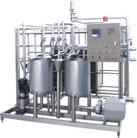 Fully automatic HTST pasteurizer for sale