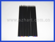 HB lead drawing black pencil