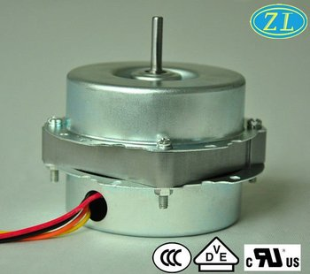 12v Low Rpm Brushless Dc Electric Motor For Electric Fan