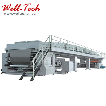 Max Speed 120-160m/min Of Coating Film And Paper Coating Machine