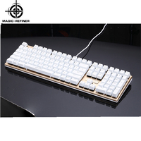 Desktop waterproof sunrex keyboard with kailh switches for gaming