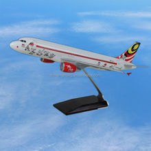 cheap products air asia airplane model gift craft for wholesale