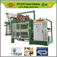 Fangyuan high efficient automatic polystyrene packaging crates machine with vacuum system