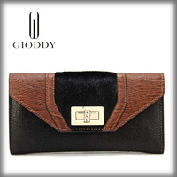 Top Quality Factory direct real leather purse