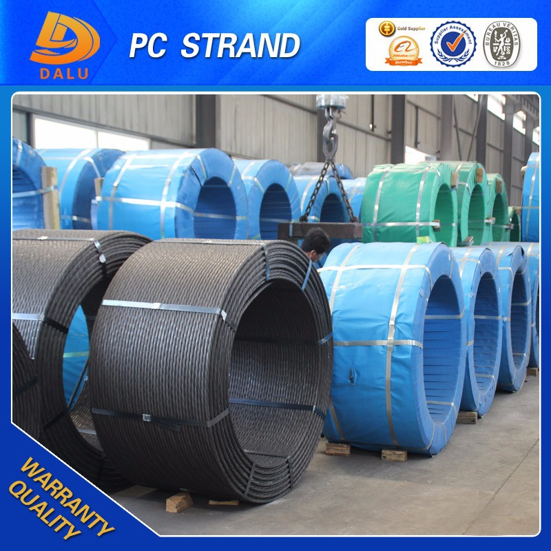 minerals metallurgy steel wire strand as new building materials
