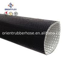 Hot sale flex anti-aging protect hoses silicone fire sleeve for hydraulic hose factory supplier