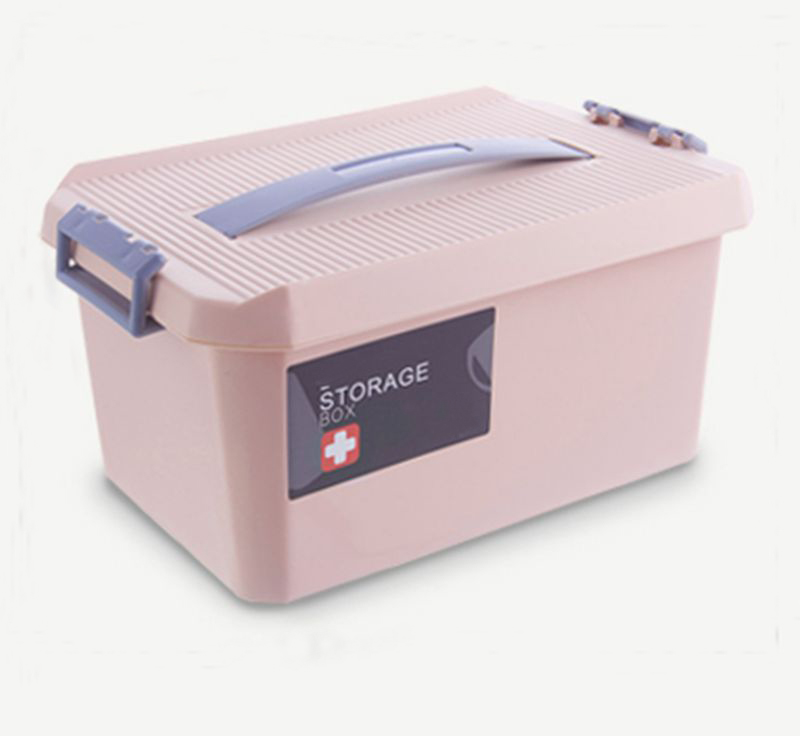 High Quality Durable Portable Medicine Storage Box Organizer Medicine Case