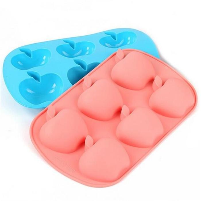 6 cavity apple shape soap mold 2.jpg