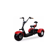 2018 Best selling powerful 1200w 60v citycoco electric tricycle