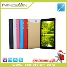 A76 MTK8312 IPS 1024*600 7 inch made in china sex video 3g mobile phone 7 inch mid tablet pc manual