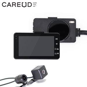 motorcycle DVR camera, motorcycle drive video recorder for motor bike 1080P full HD motorcycle dash cam support black box