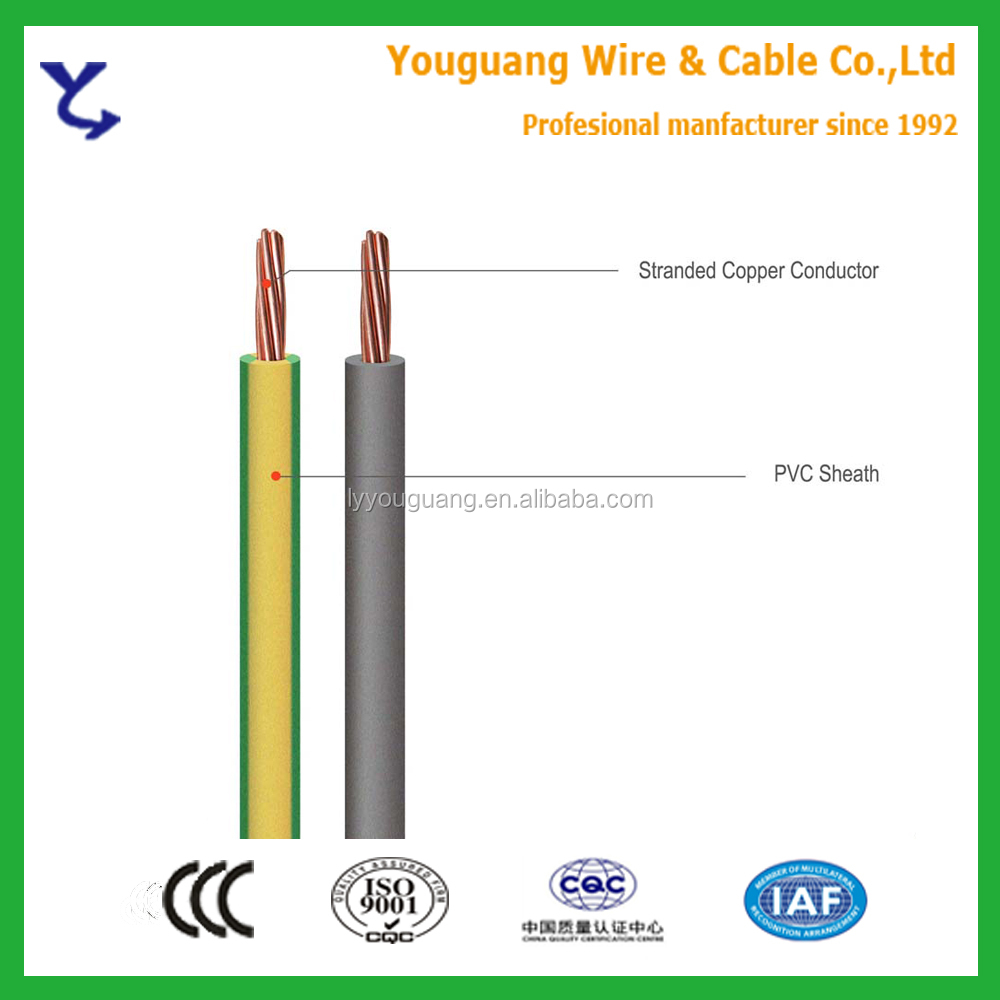 China Factory Selling Quality Cable Equivalent to NYM Cable