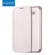 Fashion Luxurious Leather Universal Phone Cover For Samsung Core Prime Cases