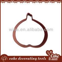 Colorful fruit shaped cookie cutter