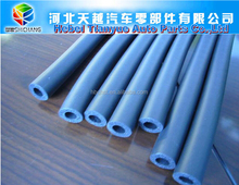 heat resistant insulation rubber foam tube/hose