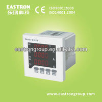 Smart X203A three phase ampere meter, current meter, LED digital disply96*96,72*72