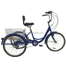 "2018 20"" folding adult tricycle / trike / three wheel cargo cheap tricycle bike for sale"