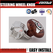 Fashionable and universal metal truck steering wheel knob