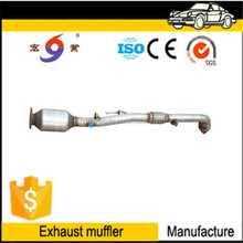 2017 china factory price manufacture car silencer exhaust muffler for car