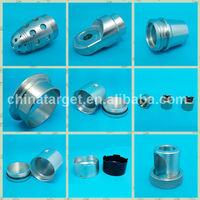 metal milling aluminum block milling micro parts
