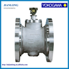 Large Size Yokogawa vortex flow meter for steam, gas and liquid measurment