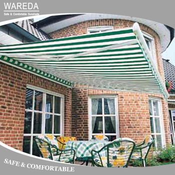 German Markilux Brand original design retractable awning with the best quality
