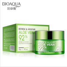 Wholesale <strong>natural</strong> aloe vera skin whitening face cream