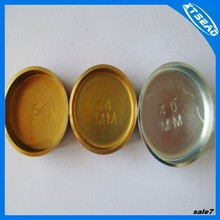 Water plug made in brass in size OD 6* thickness 1.2