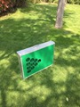 Portable Beer Pong Table customized beer game for fun