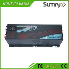 5000w three times surging power Pure copper transfomer inverter