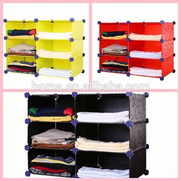 China fabricante 2014 caliente venta de yiwu armarios for Armarios roperos para habitaciones pequenas