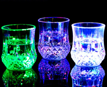 High quality led flashing party cup / light up cup / wine glowing cup